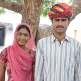 Gastfamilie in Salawas, Jodhpur, India