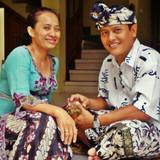 Família anfitriã em Denpasar Utara, Denpasar, Indonesia