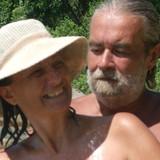 Famiglia a Praia Grande, Paraty, Brazil
