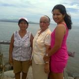 Familia anfitriona en barranca, puntarenas, Costa Rica
