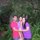 Homestay-Gastfamilie Shana in Kandy, Sri Lanka