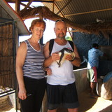 Familia anfitriona en Maungatapu, Tauranga, New Zealand