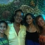 Família anfitriã em Izamal, Izamal, Mexico