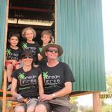Familia anfitriona de Homestay Anna & Bruce en Whanganui, New Zealand