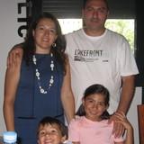 Família anfitriã em Residencial Athenea, Renedo de Esgueva, Spain