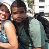 Familia anfitriona en Tijuca, Rio de Janeiro, Brazil