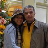 Família anfitriã em Parque Jockey Clube, Lauro de Freitas, Brazil