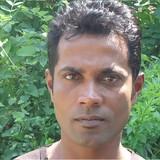 Famiglia a Weligama, Sothern province, Sri Lanka