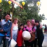 Famiglia a  Cam Nam Ward, Hoi An, Vietnam