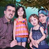 Gastfamilie in Ramalah, Nablus, Palestinian Territory