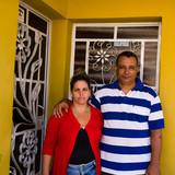 Famiglia a La Carbonera, Viñales, Cuba