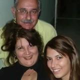 Familia anfitriona en Miramar Playa, La Habana, Cuba