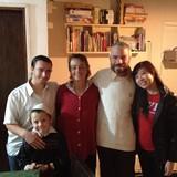Homestay-Gastfamilie Ophir in Har Brakha, Israel