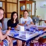 Famiglia a Ao Nang, Ao Nang, Thailand