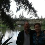 Familia anfitriona en Puembo-Julio Tobar Donoso, Quito , Ecuador