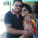 Famiglia a Chanzoneta, Trinidad, Cuba