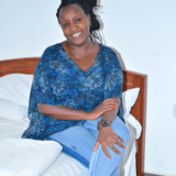 Familia anfitriona en Oloitikosh apartments,pcea neema church,kitengela mall, nairobi, Kenya