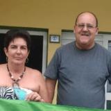 Famiglia a varadero, Varadero, Cuba