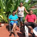 Famille d'accueil à calle camilo cienfuegos 52, vinales,pinar del rio, Cuba