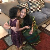 Homestay Host Family Vanitha in Coonoor, India