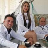 Famille d'accueil à Playa larga, Playa larga, Cuba