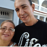Famiglia a Habana Vieja, Habana Vieja, Cuba