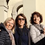 Familia anfitriona en Sampierdarena, Genova, Italy