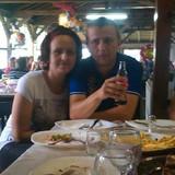 Famiglia a Skopje, Skopje, Macedonia
