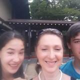 Host Family in koyoen, nishinomiya-shi, Japan