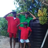 Host Family in sommerstown, port antonio, Jamaica