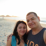 Família anfitriã em Campo Grande, RIO DE JANEIRO, Brazil