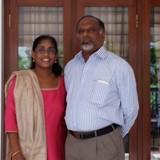 Familia anfitriona en Next to Jubilee Dale Kakkanad, Ernakulam, India