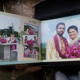 Famiglia a weligama, Ahangama, Sri Lanka