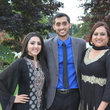 Homestay Host Family Sairul in Surrey, Canada