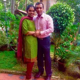 Host Family in Perurkada, Trivandrum, India