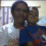 Família anfitriã IRINIETA em NADI, Fiji