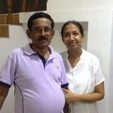 Sri LankaKatugastota, kandy的房主家庭