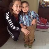 Famiglia a Junto a la Hostal Valle del Amanecer, Otavalo, Ecuador