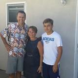 Famille d'accueil à peterson track, Huntington Beach, United States