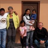 Famiglia a 16 Rayamajhi Tole, Nayabazar, Kathmandu, Nepal