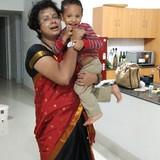 Famiglia a Opposite Jogesh Enterprise / Kharghuli Mini Primary Health Centre, Kharghuli Main Road, Guwahati, India