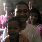 CambodiaKrabeiriel, Siem Reap Province的房主家庭