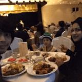 Família anfitriã em pandan indah, Kuala Lumpur, Malaysia