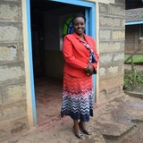 KenyaNdenderu, Nairobi的房主家庭