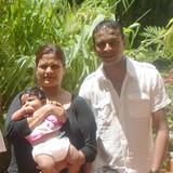 Família anfitriã em Kandy, Kandy, Sri Lanka