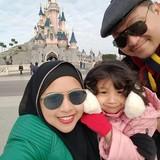 Familia anfitriona en Ampang Jaya, Ampang, Malaysia