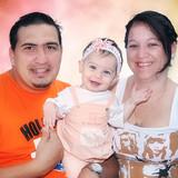 Famiglia a Jose Marti  y Frank Pais, Trinidad, Cuba