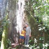 Famille d'accueil à via Serena, Tena, Ecuador