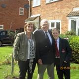 Familia anfitriona en Grand Junction/Cheshire East, Crewe, United Kingdom