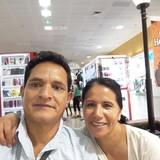 Família anfitriã em San Vicente de Yaruqui, Quito , Ecuador